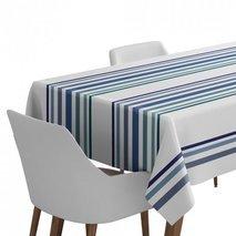 nappe toile cir e. Black Bedroom Furniture Sets. Home Design Ideas